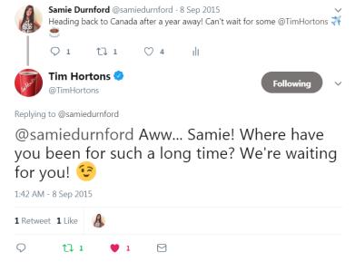 TimHortonstweet
